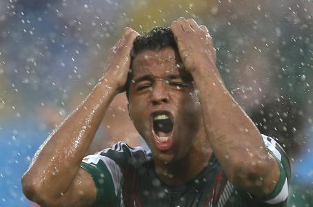 Gio Dos Santos.// Foto: internet