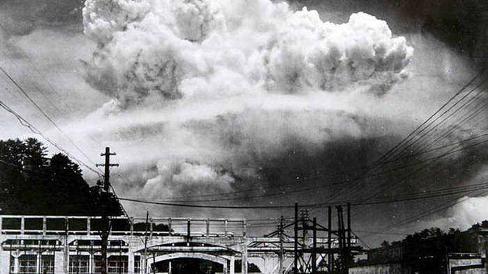 boma atomica segunda guerra mundial