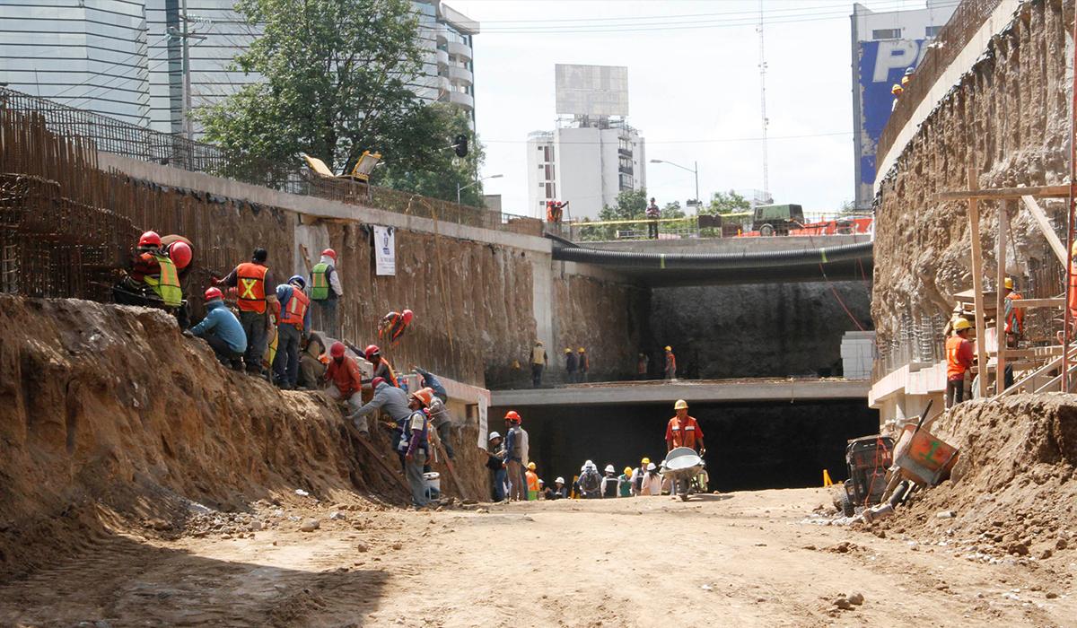Desnivel Río Mixcoac
