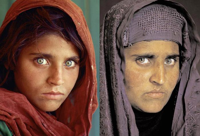 mujer afgana national geographic