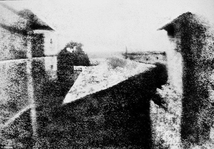 primera fotografia de la historia