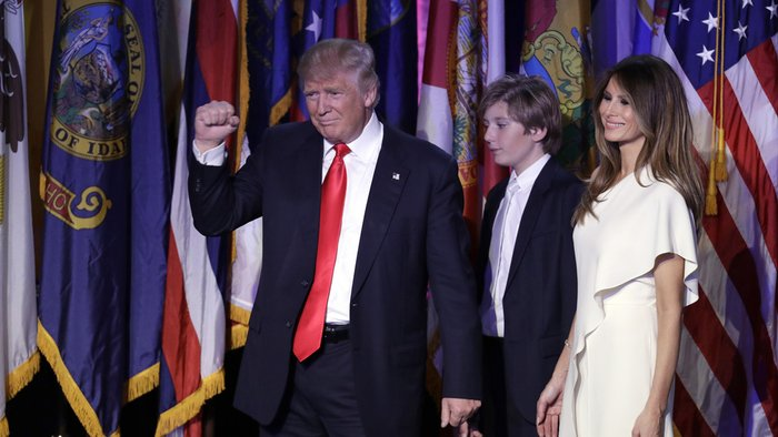triunfo de donald trump