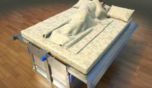 Crean cama antisismos, CDMX