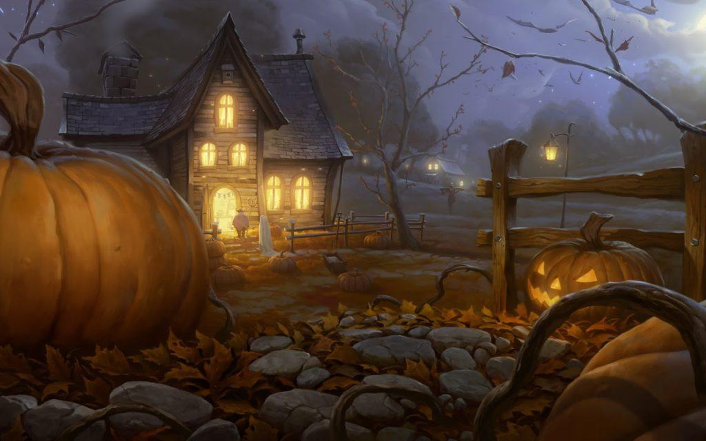 tradición de Halloween