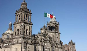 catedral-metropolitana-danada-estamos-unidos-mexicanos