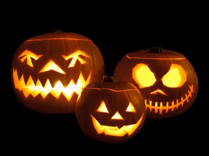 Origen de las calabazas en Halloween