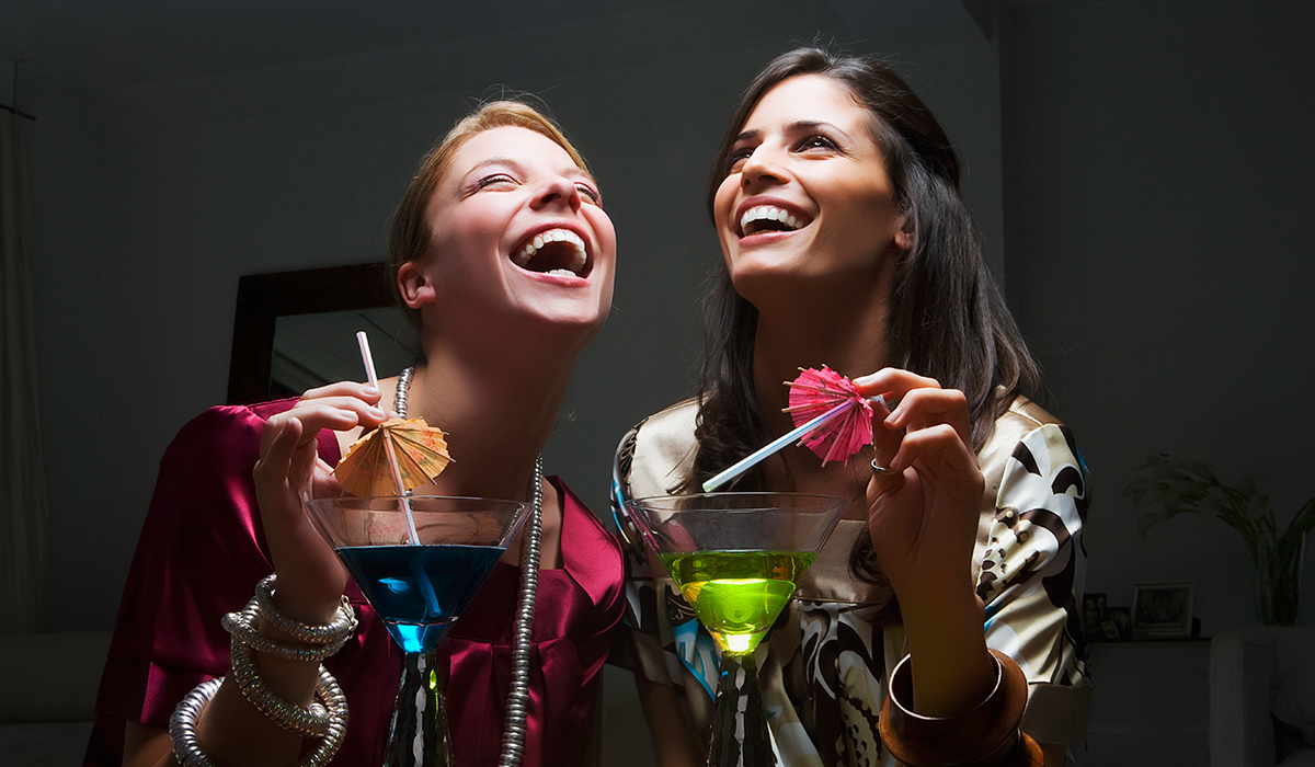 Alcohol es dañino para las mujeres