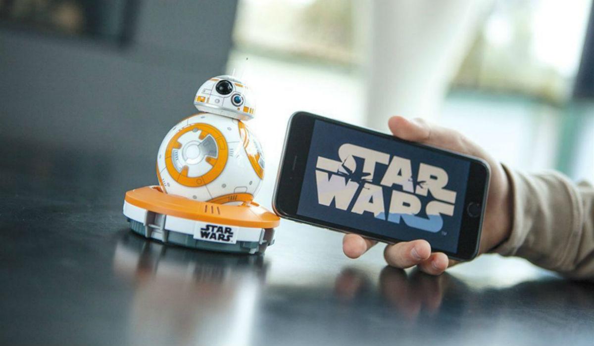 Regalos de navidad de Star Wars
