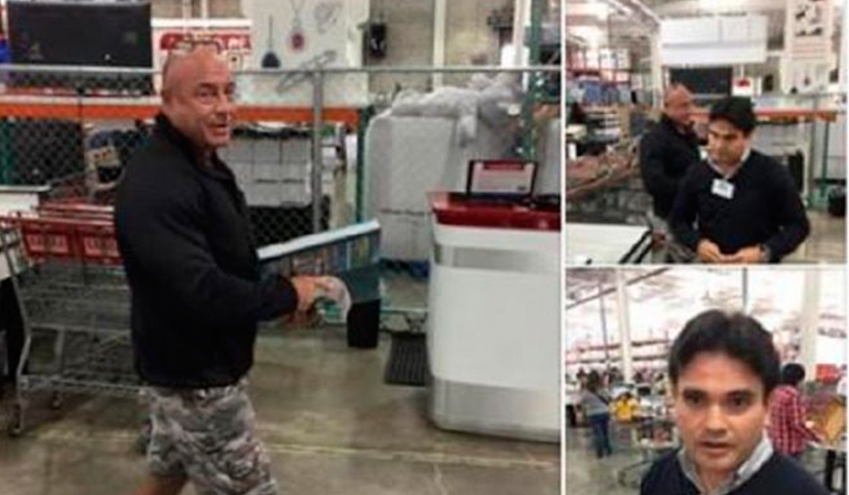 Agresores Costco