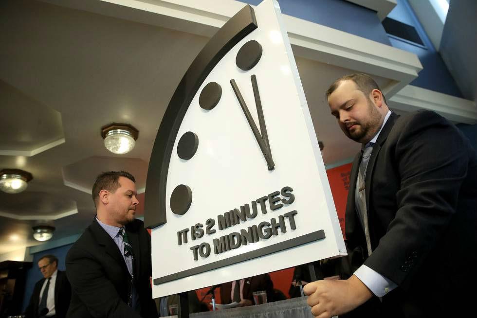 Reloj del apocalipsis,