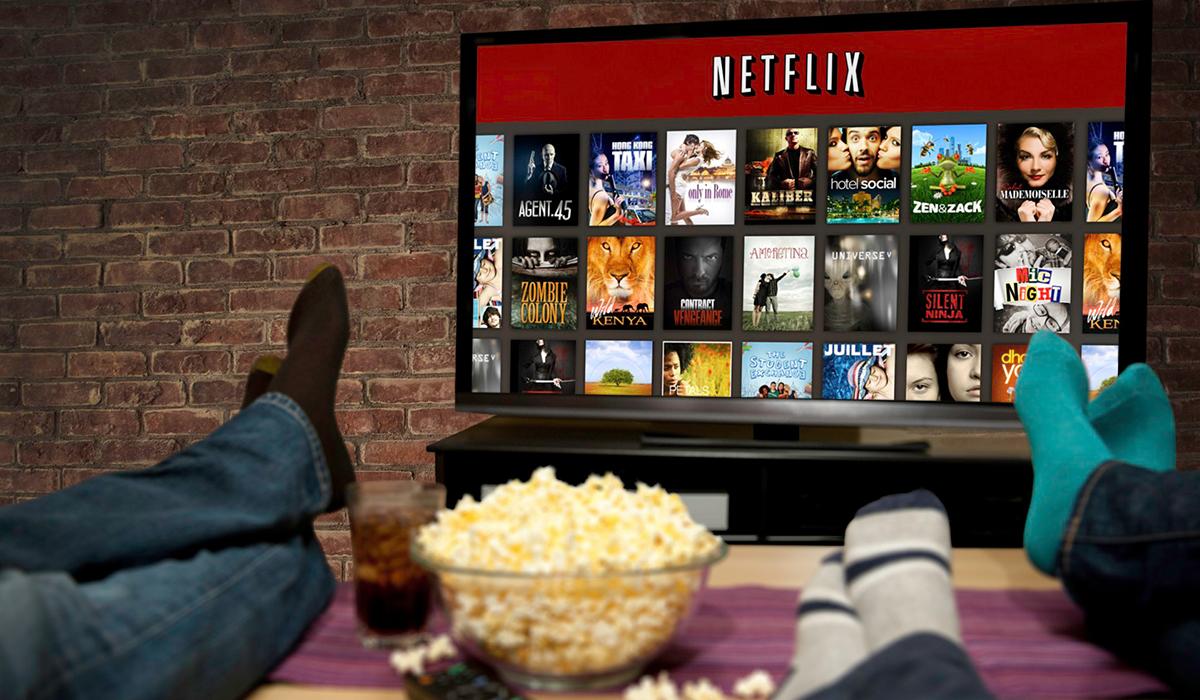 Tendencias en Netflix