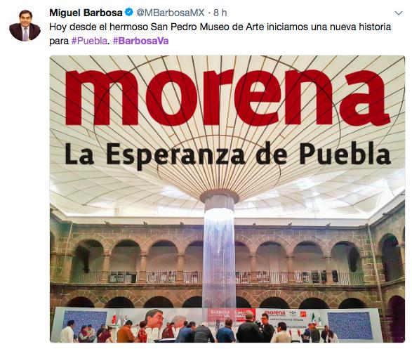 #BarbosaVa