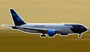 mexicana 2018 ocho años ultimo vuelo